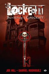 Joe Hill & Gabriel Rodriguez - Locke & Key (2008-2012)