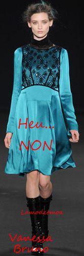 vanessa bruno robe bof 2012 2013