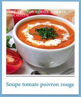 soupe tomates poivron rouge 2