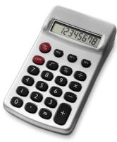 21 calculatrice support promotionnel personnalisable