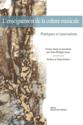 Enseignement culture musicale Guye