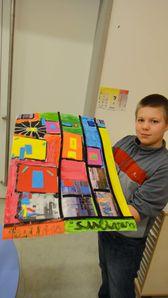 Flo Megardon-Peinture-Mondrian-Enfants- Sedan-12