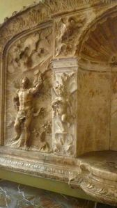 BAS RELIEF CATHEDRALE