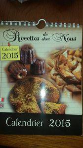 N° 09 calendrier 2015