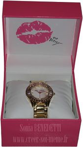 montre betset johnson