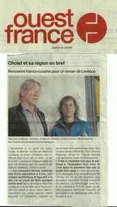 article ouest franceWb