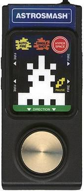 Intellivision Astrosmash