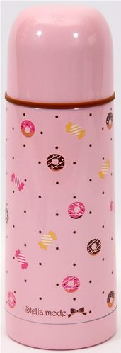cute-Thermos-bottle-with-donuts-candy-dots-Japan-78070-1[1]