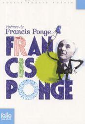 livre livres a lire francis ponge