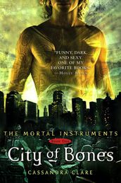 The Mortal Instruments (série) par Cassandra Clare City-of-bones