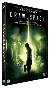 CRAWLSPACE DVD FOURREAU SURETUI 3D