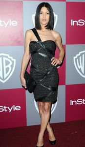 Julia Jones - After Party Golden Globes