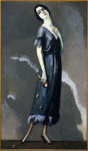 Van Dongen l'enjoleuse 1921 portrait de Maria Ricotti