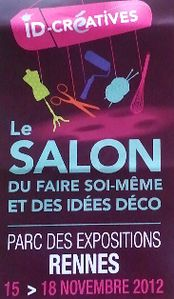 Salon id cr atives de rennes du 15 au 18 novembre - Salon id creatives ...