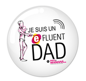 BADGE e-fluent dad