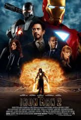 iron man 2 int poster