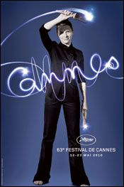 affiche cannes 2010