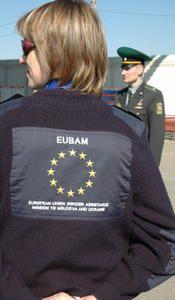 La mission Eubam aux frontières de l'Ukraine et Moldavie