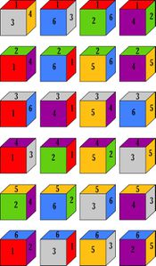 cubesol 24 positions