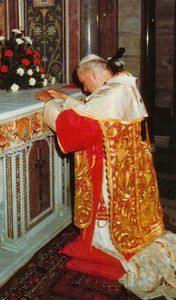 Jean-Paul II, Pape : 2 avril.