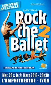 affiche rock the ballet 2