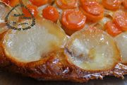 Tarte tatin navet carotte fenouil oignon logo