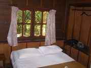 Viet Nam 2009 - Photos JD - J31 - Paksé 020 - Bungalow int