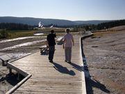 J2 - Yellowstone - Old Faithfull 1