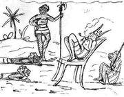 Delahaye rimbaud roi negre