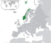 Norvège situation