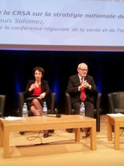Colloque stratégie nationale de santé 2