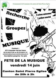 fete de la musique st pierre