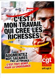 richesse cgt