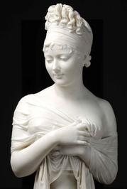 Juliette Récamier - buste