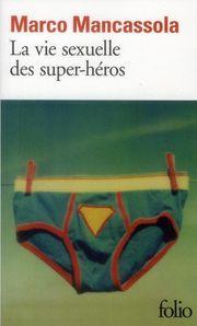 vie sexuelle superhéros