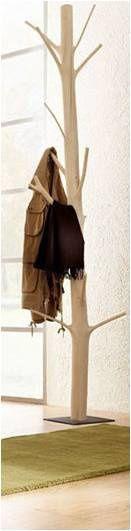 Inspirations deco autour de l 39 arbre - Porte manteau scandinave ...