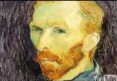 Jouons avec les autoportraits de Van Gogh..........
