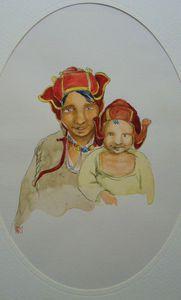 Maternite-Zanskar--Inde--14x20-80-.JPG