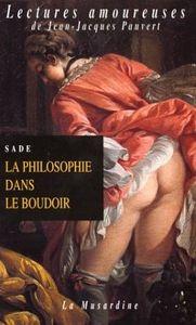 la philosophie dans le boudoir musardine
