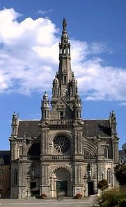 Basilique Sainte Anne d'Auray