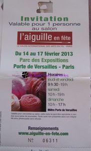 Invitation AEF 2013