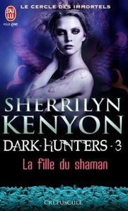 book cover le cercle des immortels, tome 3 la fille du sh