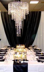 decoration de mariage baroque