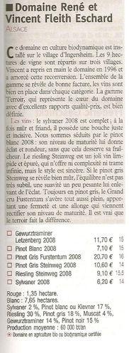 (2)les meilleurs vins de france