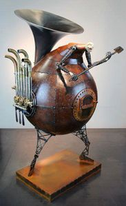 steampunk; Greg Brotherton