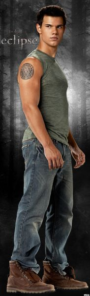 jacob new promotional picture eclipse