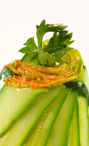 CHARLOTTE-COURGETTES