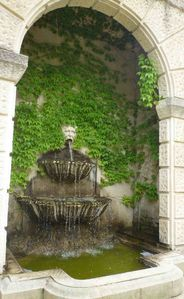fontaine double vasque