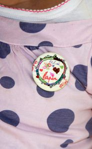 Badge Custum