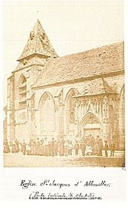 Eglise St Jacques 1838 1